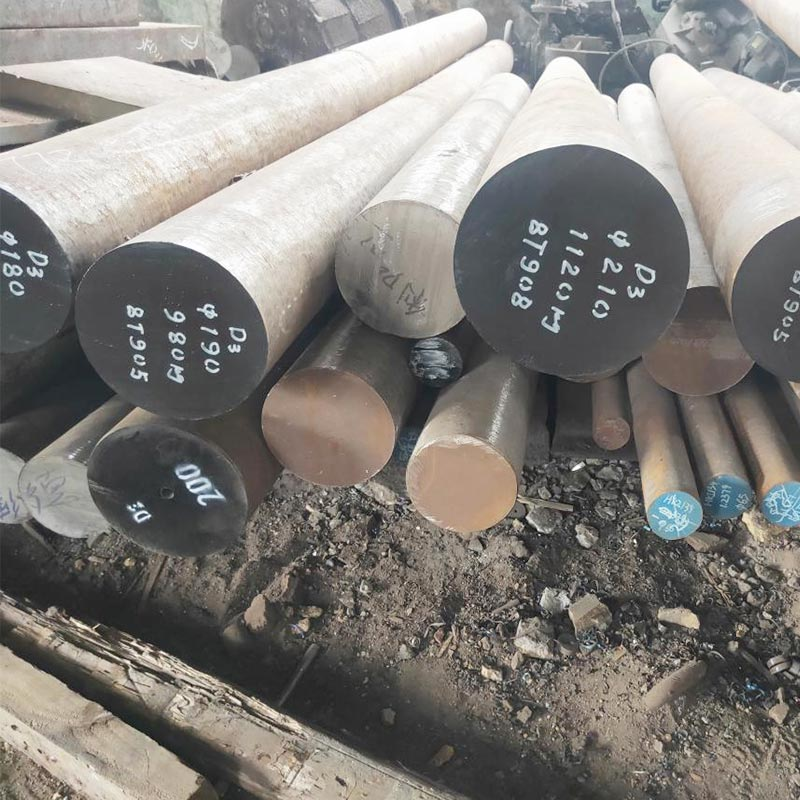 D3 / 1.2080 Cold Work Tool Steel Plates / Bars / Sheet / Forgings